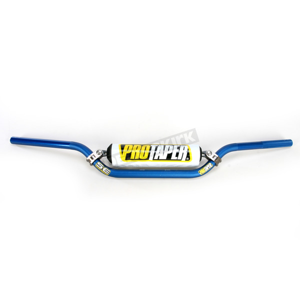 Pro Taper Blue 7/8 In. Windham MX/RM Mid Bend SE Handlebar - 02-5315