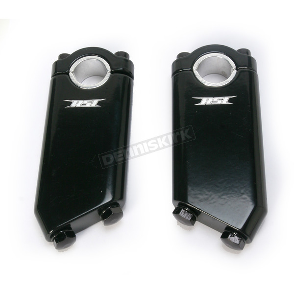 Race Shop Inc. 30 Degree Angled Handlebar Risers - AR-4B-30