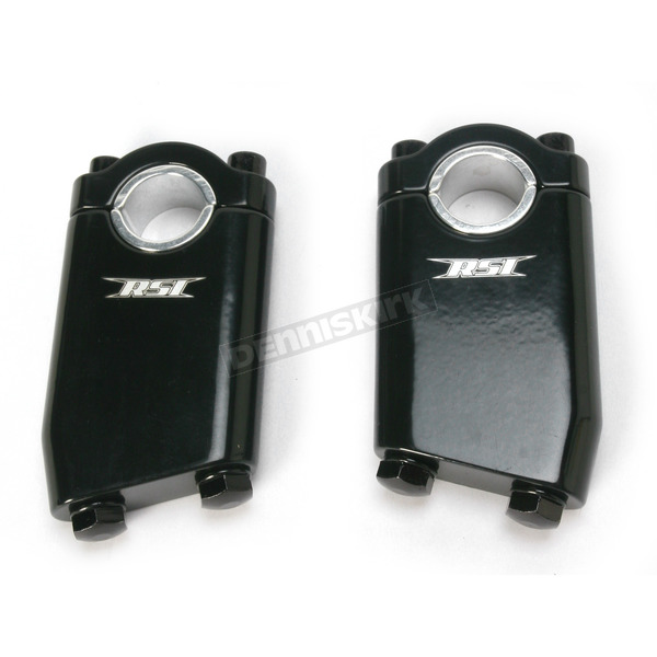 Race Shop Inc. 15 Degree Angled Handlebar Risers - AR-3B-15