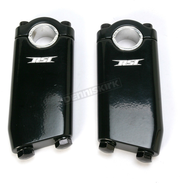 Race Shop Inc. 15 Degree Angled Handlebar Risers - AR-4B-15