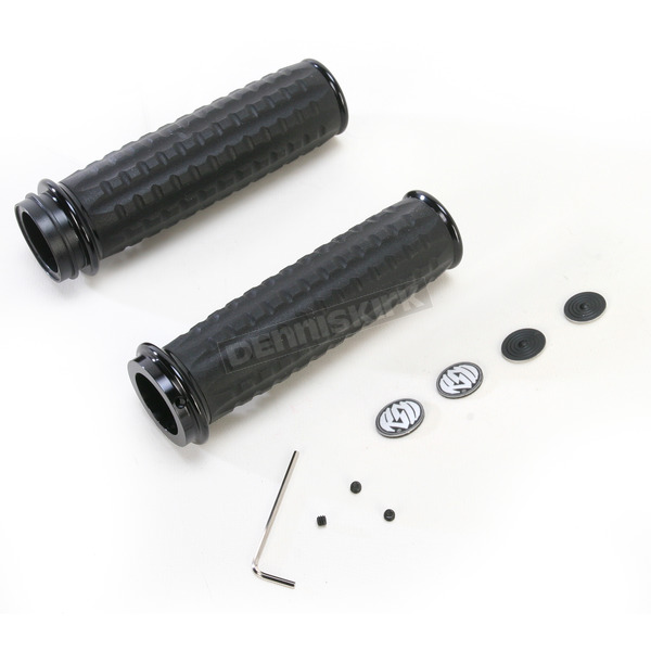 Black Traction Grips  - 0063-2068-B