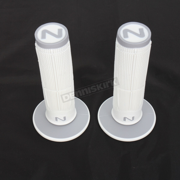 Next Components White/Gray Cam Soft/Hard Compound Grips - CD-101
