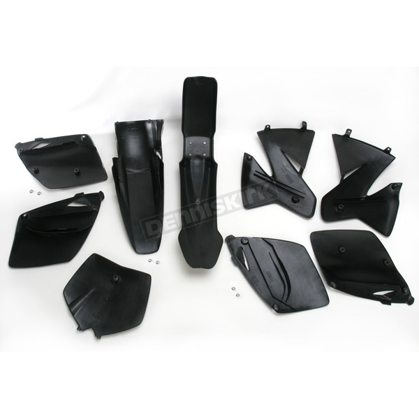 UFO Black Complete Body Kit - KTKIT500-001
