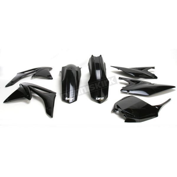UFO Black Complete Body Kit - SUKIT411-001