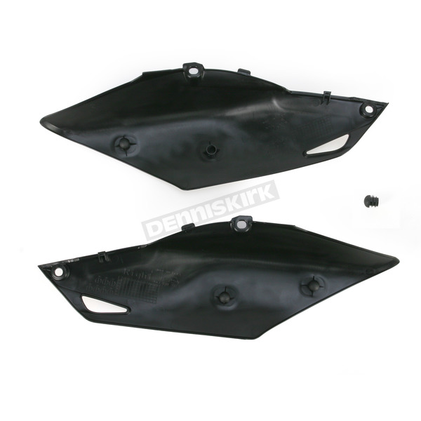 Acerbis Black Side Panels - 2314380001