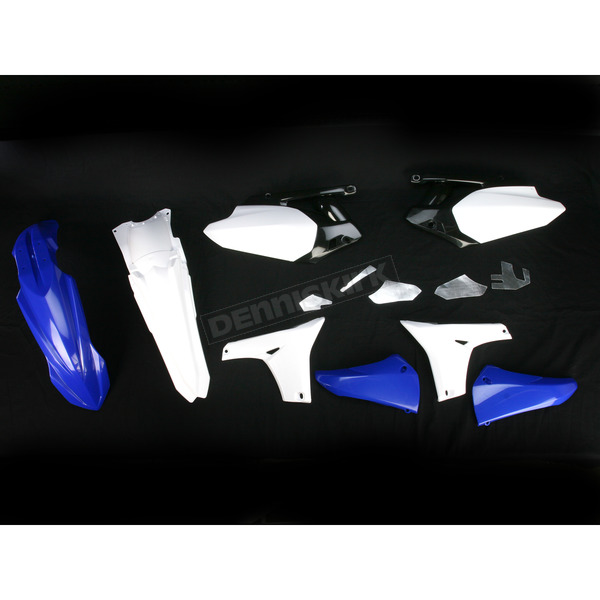 Acerbis OEM 13 Replacement Plastic Kit - 2171883713