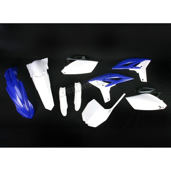 Acerbis OEM 13 Full Replacement Plastic Kit - 2198013713