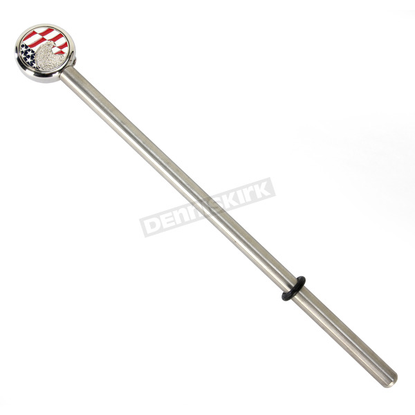 Pro Pad 9 in. Flag Pole w/Eagle Topper - POLE9-FET