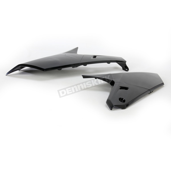 Acerbis Black Side Panels  - 2374160001