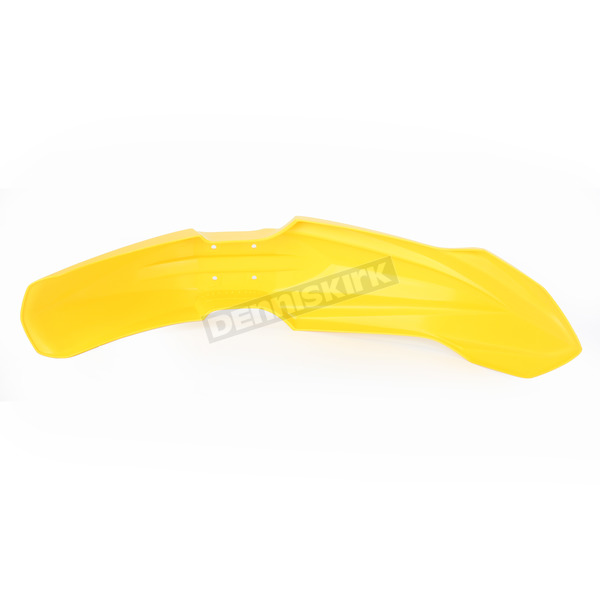 UFO Yellow Front Fender  - YA04833-102