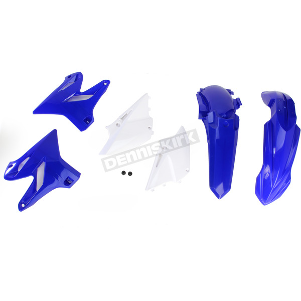 Acerbis Standard Blue Replacement Plastics Kit - 2402974891