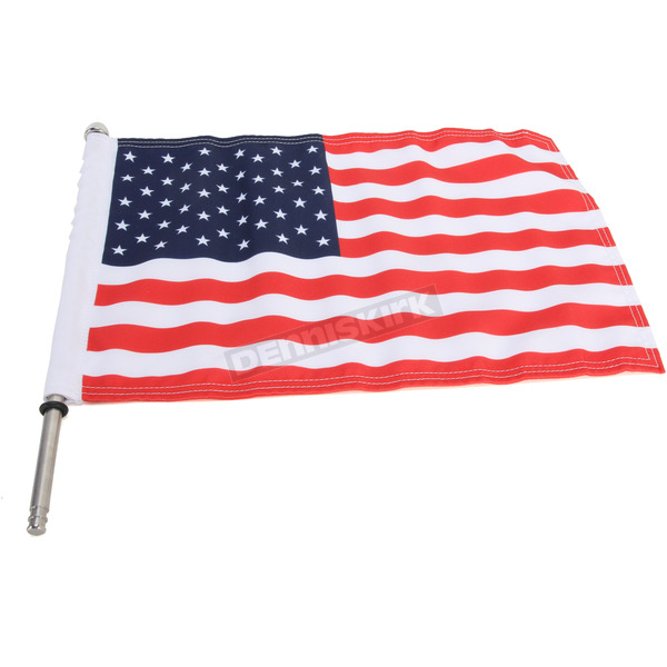 Pro Pad 5/8 in. Flag Mount for Extended Style Luggage Rack - RFM-RDHB5815