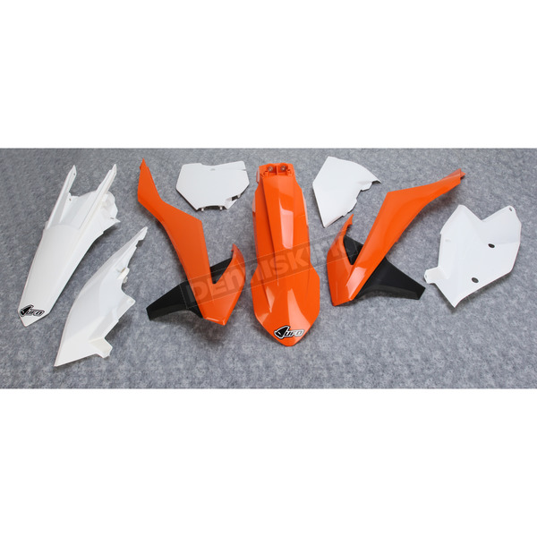 UFO KTM Orange Complete Body Kit - KTKIT517-999