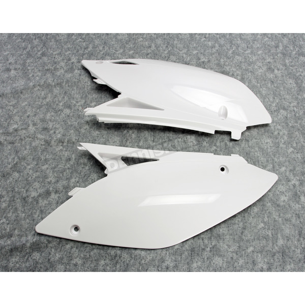 Acerbis White Replacement Side Panels - 2141730002