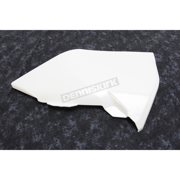 Acerbis White Replacement Airbox Covers - 2449410002