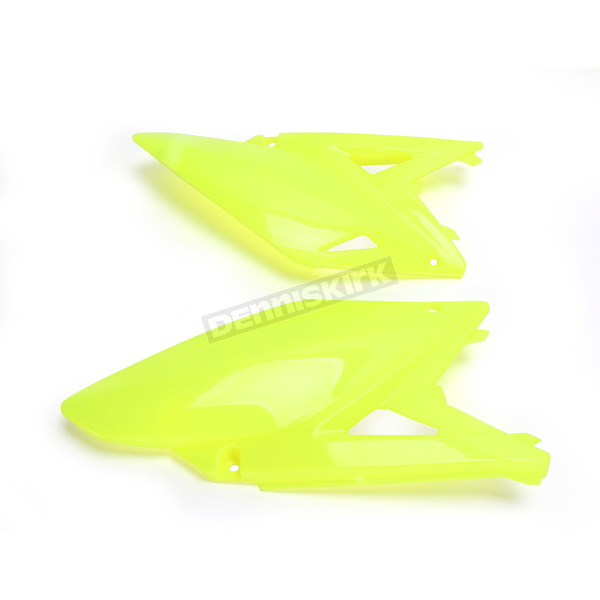Acerbis Fluorescent Yellow Replacement Side Panels - 2171924310