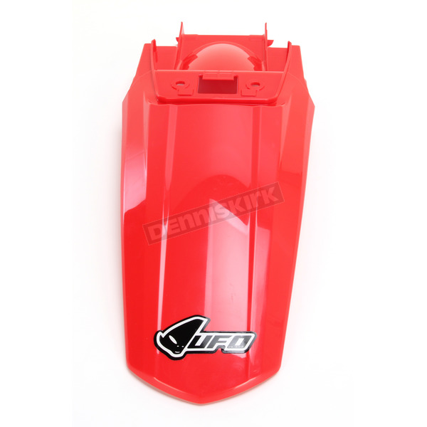 UFO Red Rear Fender - HO04674-070