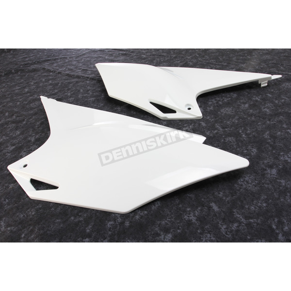 UFO White Side Panels - HO04676-047