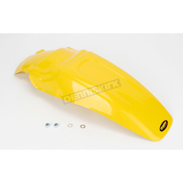 Maier Yellow MX Style Rear Fender - 170034