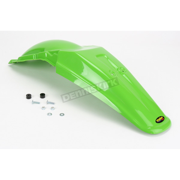 Maier MX Style Green Rear Fender  - 144863