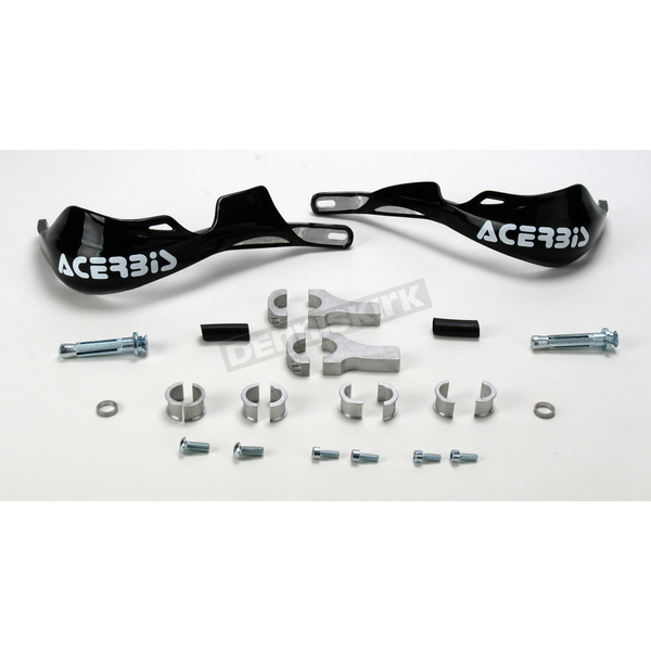 Acerbis Rally Pro Black Handguards - 2142000001
