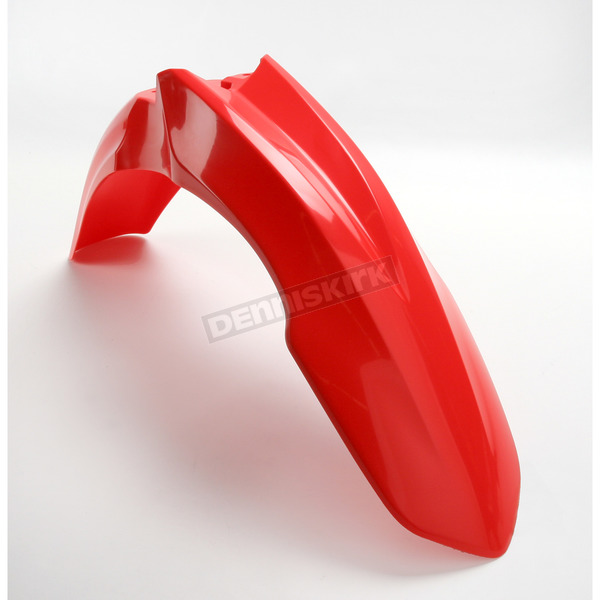 Acerbis CR Red Front Fender - 2141810227