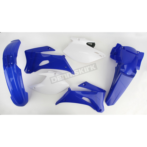 Acerbis 09 OEM Body Plastic Kit - 2106880215