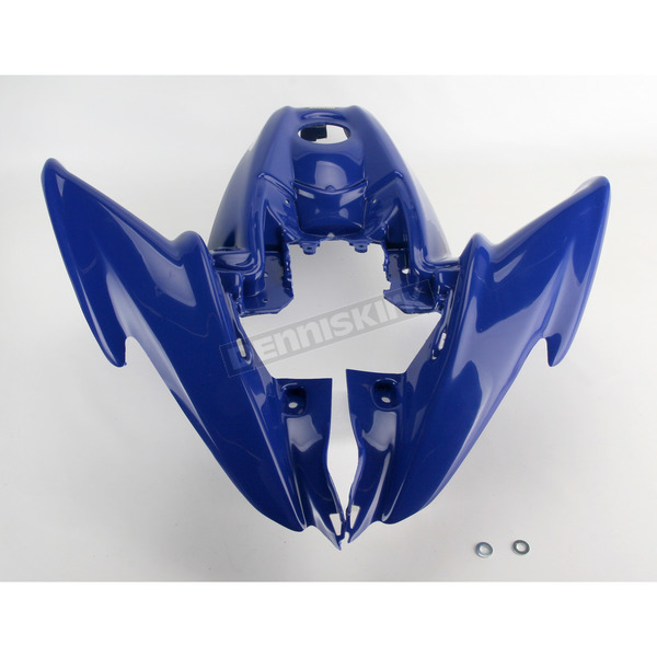 Maier Dark Blue Front Fender - 190086