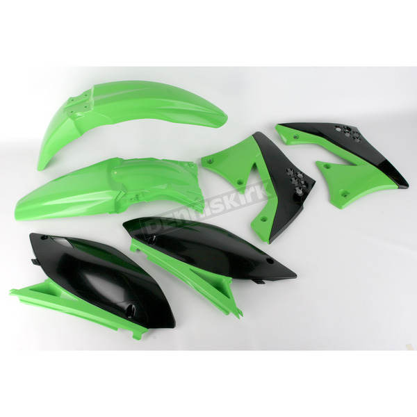 Acerbis 10 OEM Replacement Plastic Kit - 2141780145