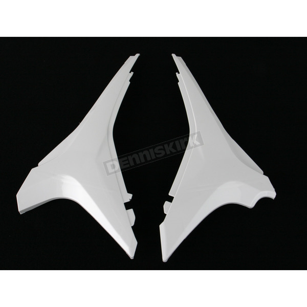 Acerbis White Filter Cover - 2171730002