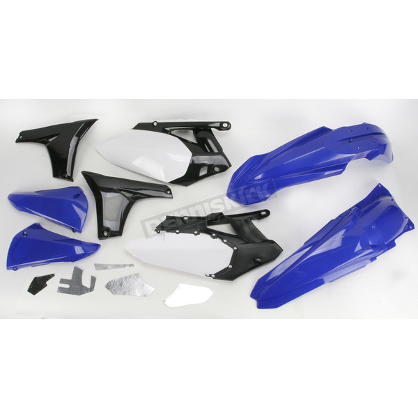 Acerbis 10 OEM Replacement Plastic Kit - 2171880145