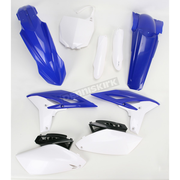 Acerbis OEM 11 YZ Blue Full Replacement Plastic Kit - 2198012882