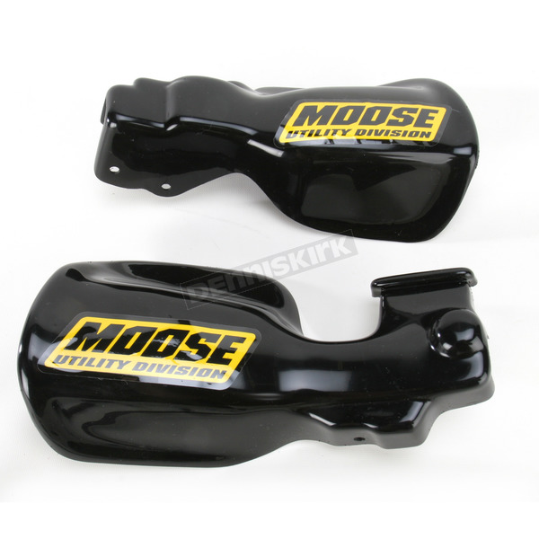 Moose Black Handguards - 0635-0895