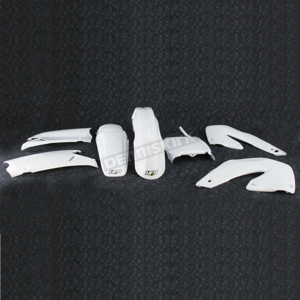 UFO White Complete Body Kit - HOKIT100-041