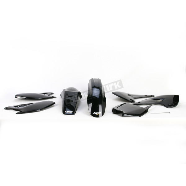 UFO Black Complete Body Kit - KAKIT201-001