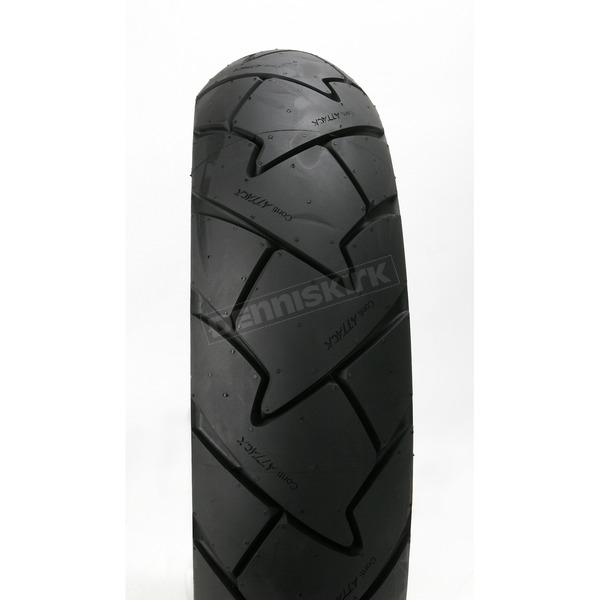Continental Rear Conti Trail Attack 130/80HR-17 Blackwall Tire - 02440200000