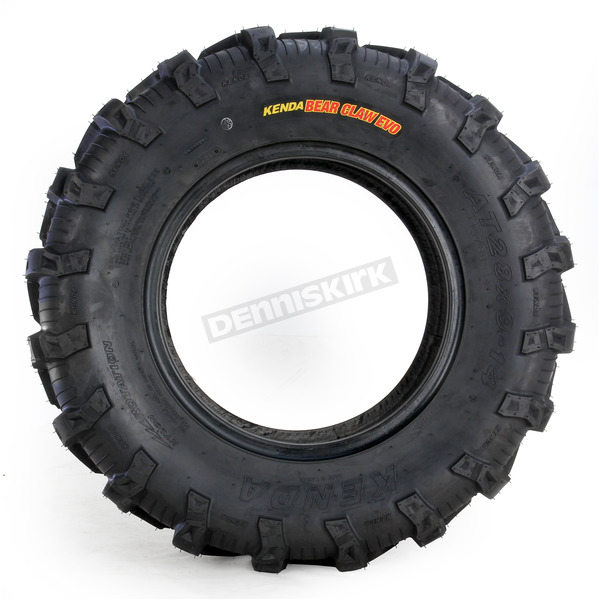 Kenda Front/Rear K595 Bear Claw Evo 28x9-14 Tire - 085871465D1