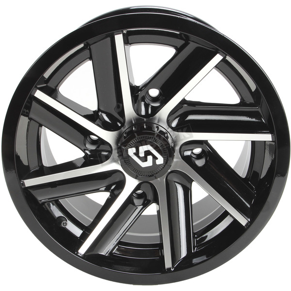 Sedona Front/Rear Chopper Machined Wheel - 570-1282