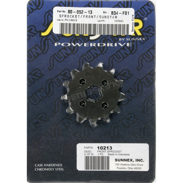 Sunstar Sprocket - 10213