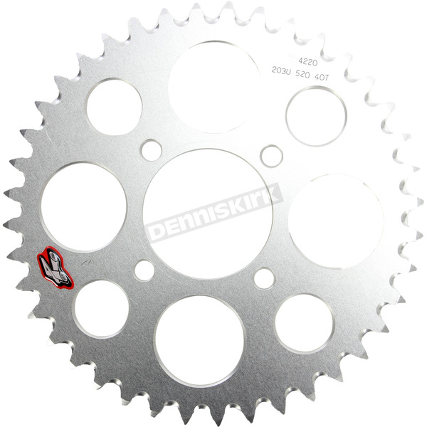 Renthal 40 Tooth Sprocket - 203U-520-40GPSI