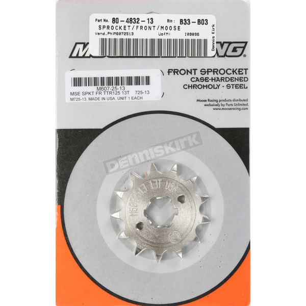 Moose 428 14 Tooth Sprocket - 1212-0001