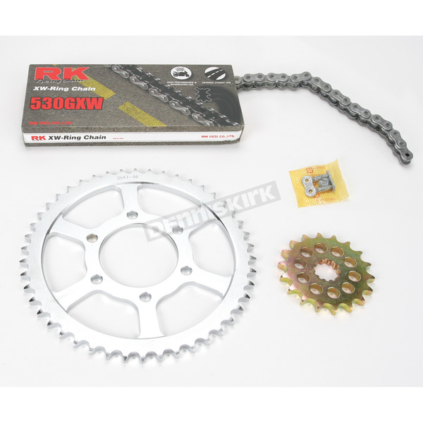 RK 530GXW Chain and Sprocket Kit - 2127-000W