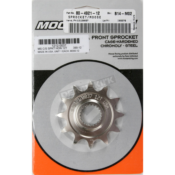 Moose Sprocket - 1212-0037
