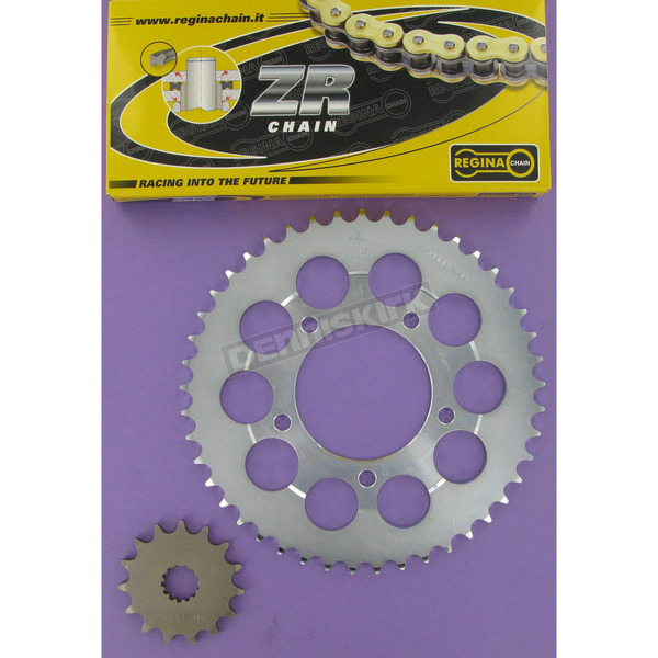 Regina 525ZRD OEM Chain and Sprocket Kits - 7ZRT110KSU005