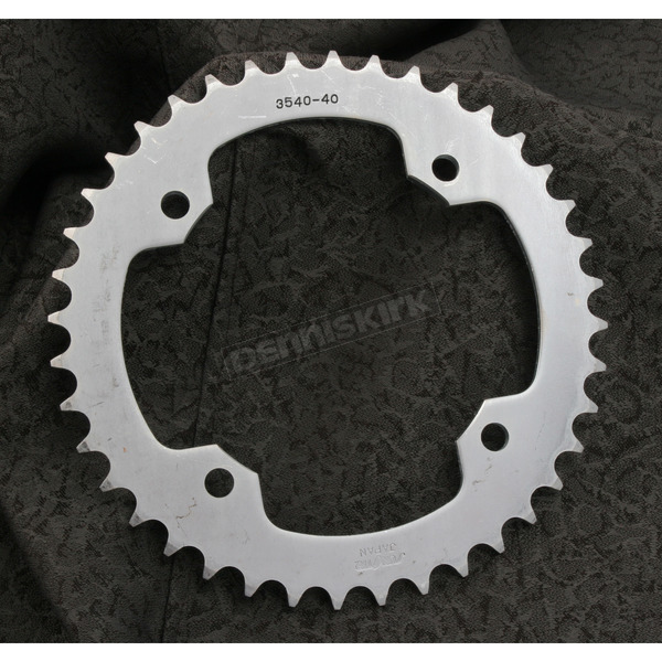 Sunstar 40 Tooth Steel Sprocket - 2-354040