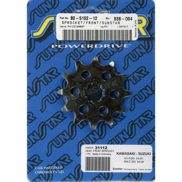 Sunstar Sprocket - 31112