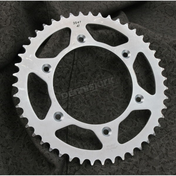 Sunstar 47 Tooth Steel Rear Sprocket - 2-354747
