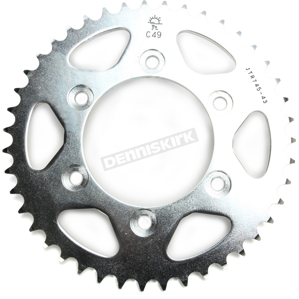 JT Sprockets Rear Sprocket - JTR745.43