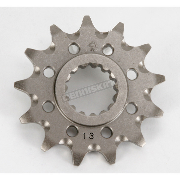 Self-Cleaning Steel 13 Tooth 520 Front Sprocket - JTF1901.13SC