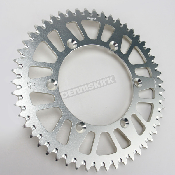 JT Sprockets 51 Tooth Rear Aluminum Sprocket - JTA251.51